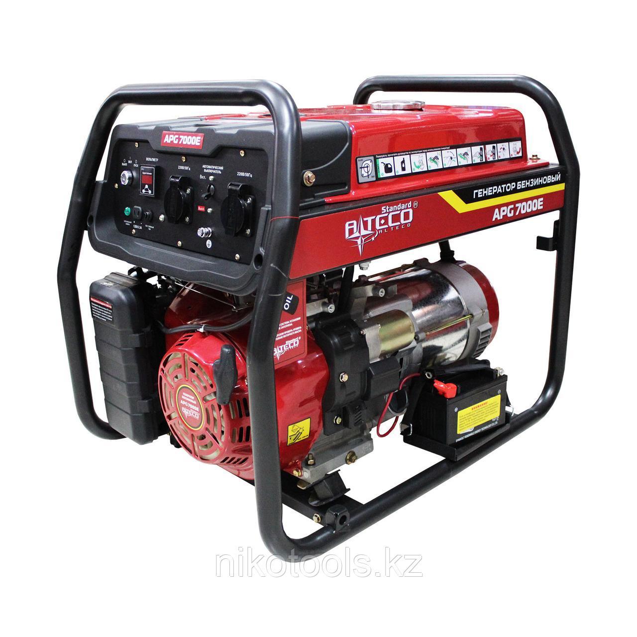 Бензиновый генератор ALTECO Standard APG 8800E (N)