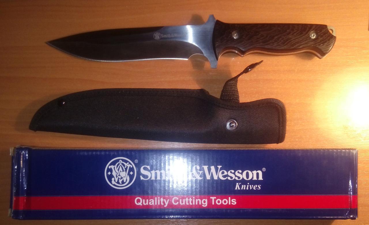 Нож Smith & Wesson