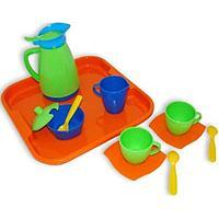 Набор детской посуды Полесье Алиса на 2 персоны