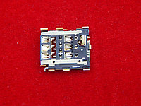 Разъемы для Nano-SIM-карт с автоматическим выталкиванием (14.5×13x1,2 мм)