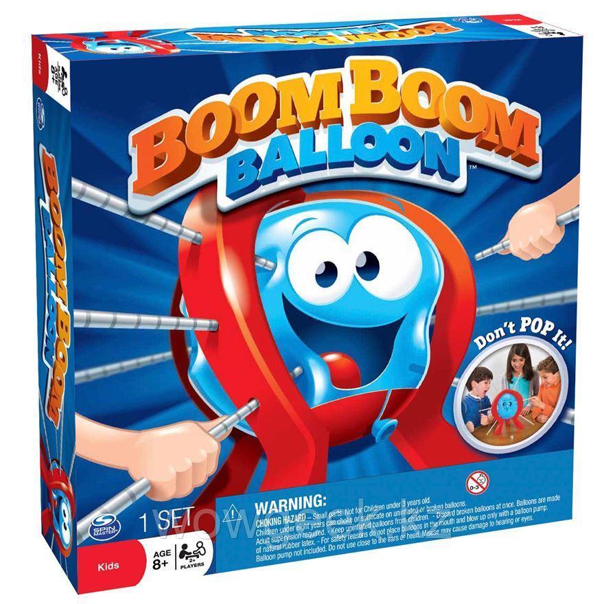 Игра настольная Boom Balloon