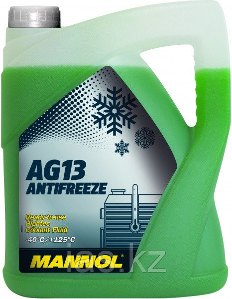 MANNOL Antifreeze AG13 -40 5 литров