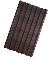 Ондулин 3D коричневый, фото 1