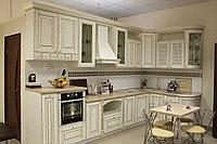 Мебель для кухни из шпона