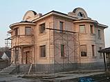 Отделка фасада мрамором, фото 3