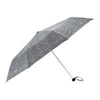 Зонт КНЭЛЛА  черный/белый  IKEA, ИКЕА , фото 1