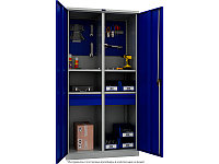 Инструментальный шкаф ТС 1995-120402, фото 1