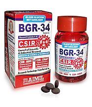 БГР-34, BGR-34 Для лечения сахарного диабета 2-типа