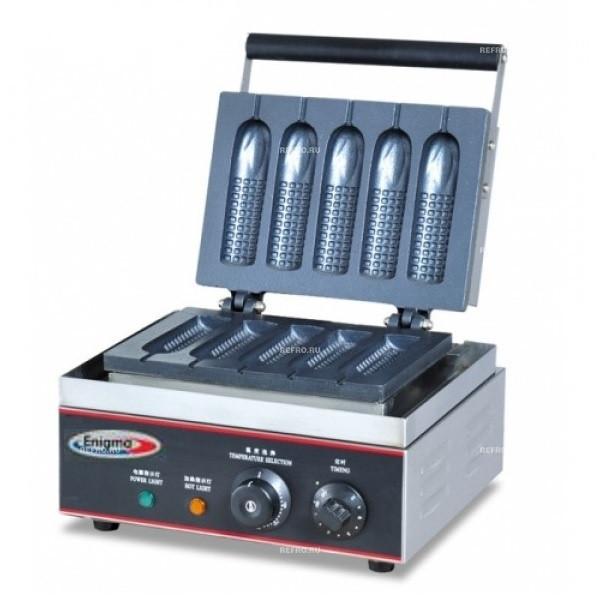 Аппарат для корн-догов электрический настольный, 5 ячеек