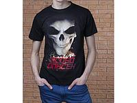 "Футболка мужская Collorista 3D ""Особо опасен"", размер S / M / L/ XL, 100% хлопок, трикотаж, фото 1"