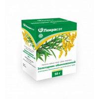 Золотарник обыкновенный (золотая розга) трава измельченная 50г