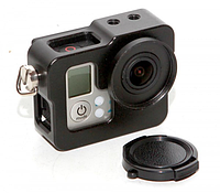 GoPro - Алюминиевый корпус для GoPro 3/3+