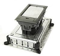 Монтажное основание под заливку в бетон, для лючка 7405116, размер 205х285 мм, фото 1