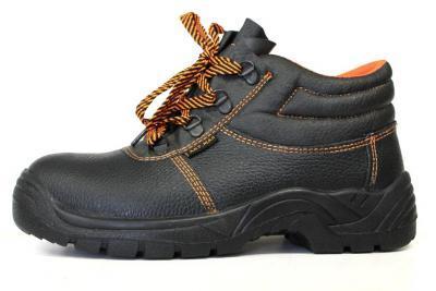 Ботинки рабочие легкие из кожи