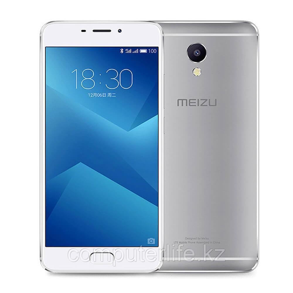 Смартфон MEIZU M5Note 16GB Silver (M621H/16GB/Silver)