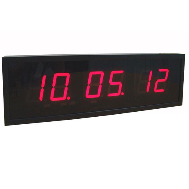 Вторичные часы цифровые
