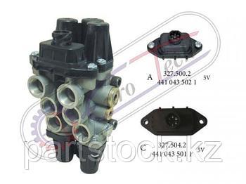 4-х контурный защитный клапан   на MERCEDES, МЕРСЕДЕС, EUROTECH 327.310.0