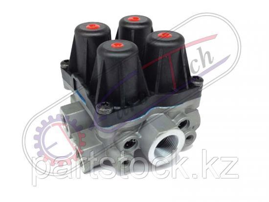 4-х контурный защитный клапан на / для VOLVO, ВОЛЬВО, FH 12, FH 16, FM 12, FM 9, EUROTECH 123.100.0
