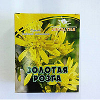 Золотая розга (Золотарник обыкновенный) трава измельченная 40г