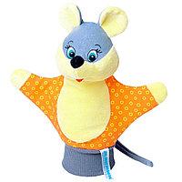 """Мягкая игрушка на руку """"Мышка"""""""