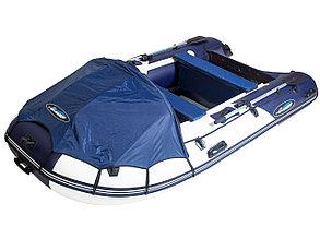 Надувная лодка ПВХ GLADIATOR C 330 DP с фанерным полом