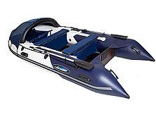 Надувная лодка ПВХ GLADIATOR C 330 DP с фанерным полом, фото 2