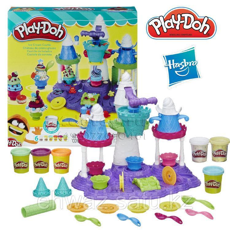 Игровой набор пластилина Play-Doh Ice Cream Castle