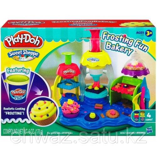 Игровой набор пластилина Play-Doh Sweet Shoppe