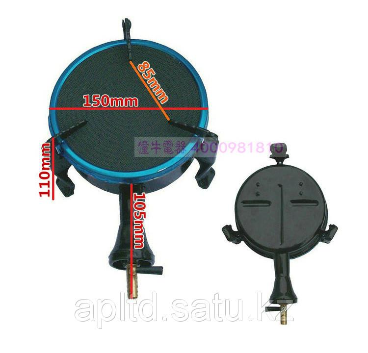 Плитка газовая (походная горелка) туристическая керамическая - фото 1