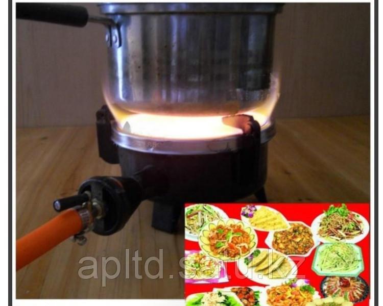 Плитка газовая (походная горелка) туристическая керамическая - фото 3