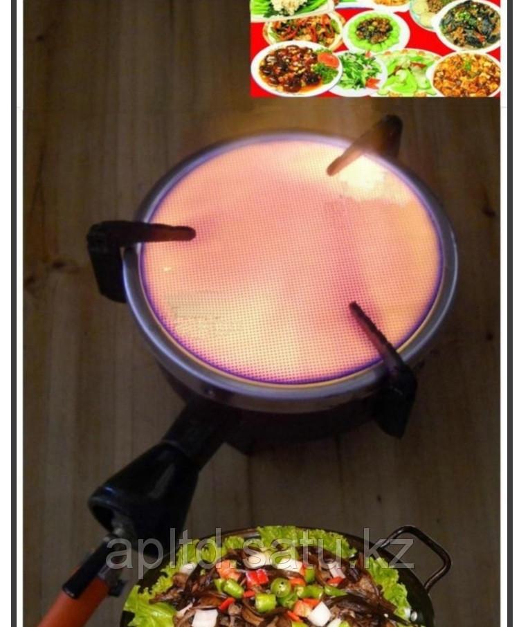 Плитка газовая (походная горелка) туристическая керамическая - фото 5