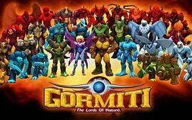 Гормиты (gormiti)