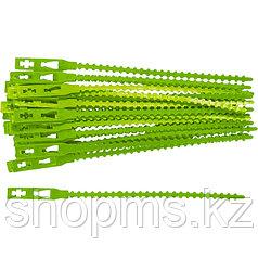 Подвязки для садовых растений, 13 см, пластиковые, 50 шт// PALISAD***