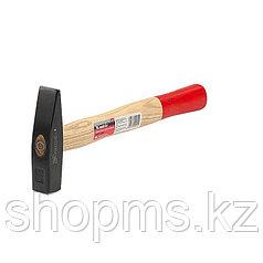 Молоток слесарный, 800 г, квадратный боек, деревянная ручка// MATRIX