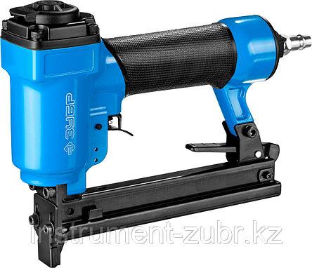 Степлер пневматический для скоб тип 53F (10-22 мм) и тип 140 (10-14 мм), ЗУБР Профессионал, фото 2