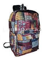 Рюкзак с ярким геометрическим принтом Sikaile
