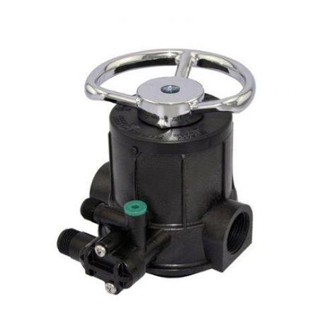 Ручной клапан Runxin TM.F64A - умягчитель, до 4,5 м3/час, фото 2