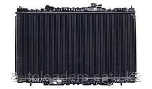 Радиатора охлаждения на Honda CRV