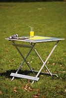 Складной стол CAMPING (60х70х70см)(3,3кГ)(макс.нагрузка: 30кГ)(алюм.) R 82026
