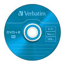DVD+R  4.7GB Color Verbatim, фото 3