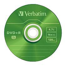 DVD+R  4.7GB Color Verbatim, фото 2