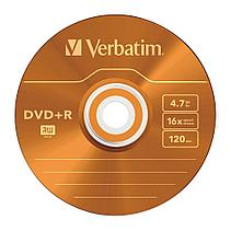 DVD+R  4.7GB Color Verbatim, фото 3