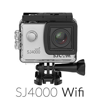 SJ4000WiFi HD Action Camera (ОРИГИНАЛ)