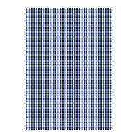 Ткань БЕРТА РУТА средняя клетка, темно-синий