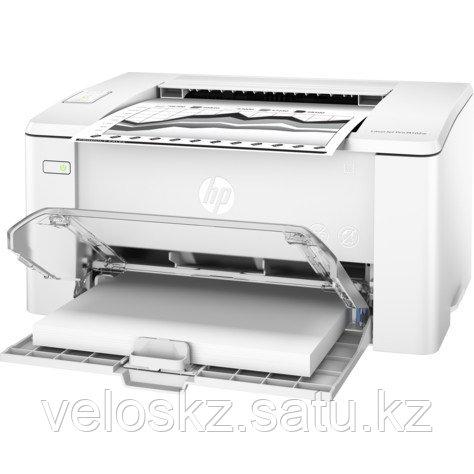 Принтер HP LaserJet Pro M102w (G3Q35A), лазерный, ч/б, A4