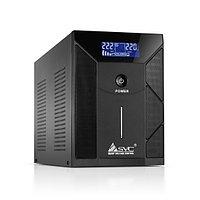 Линейно-интерактивный ИБП UPS SVC V-3000-F-LCD, фото 1