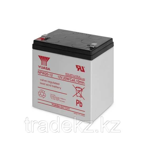 Аккумулятор для UPS Yuasa NPW 20-12, 12В/4.5А*ч