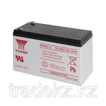 Аккумулятор для UPS Yuasa NPW 36-12, 12В/7.5А*ч, фото 2