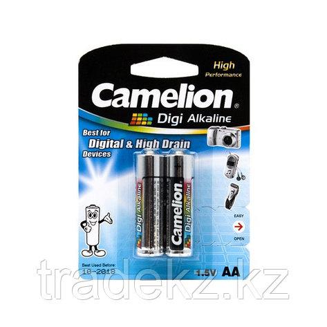 Батарейка CAMELION Digi Alkaline LR6-BP2DG, фото 2