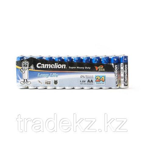 Батарейка CAMELION Super Heavy Duty R6P-SP24B, фото 2